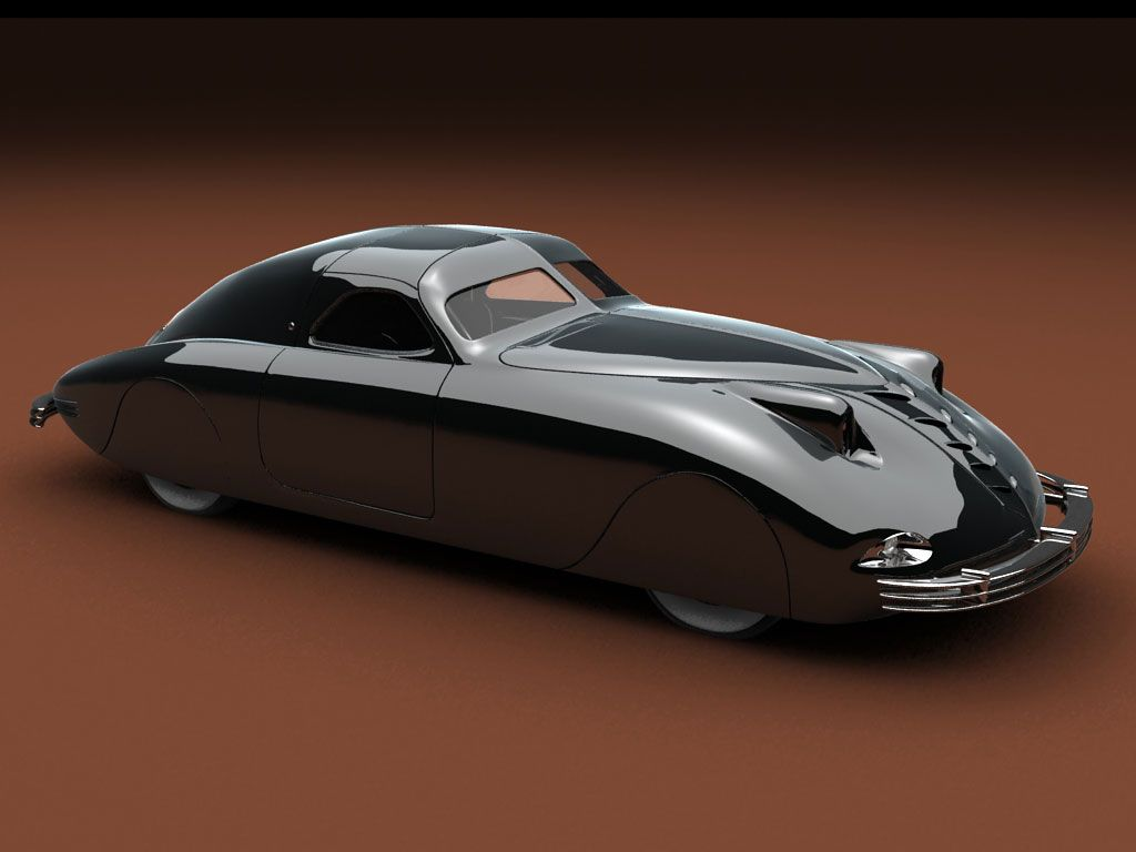 1938 Phantom
