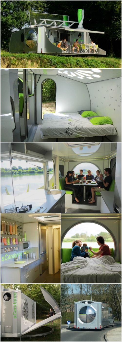 the scarabane futuristic tiny house can rotate with the sun tiny houses pinterest haus. Black Bedroom Furniture Sets. Home Design Ideas
