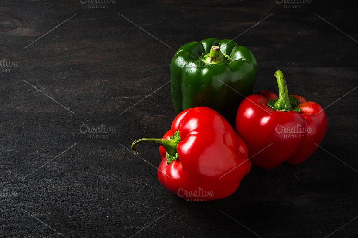 Sweet Red Bulgarian Pepper In 2020 Stuffed Peppers Stuffed Sweet Peppers Sweet