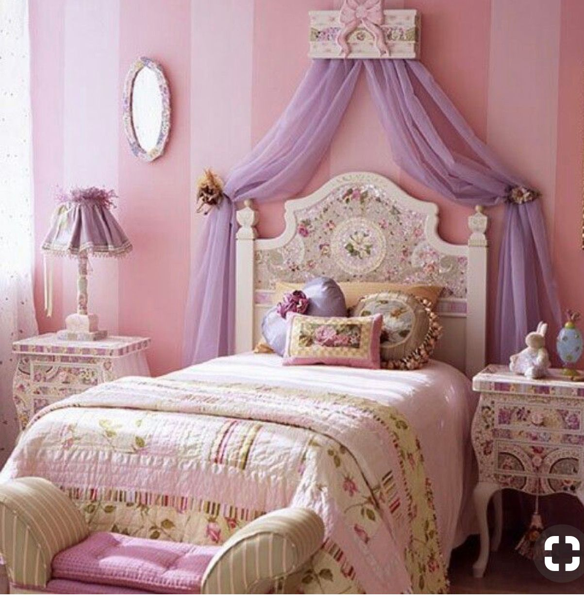 girls bedroom ♠️♠️♠️♠️♠️♠️♠️♠️  girl bedroom decor