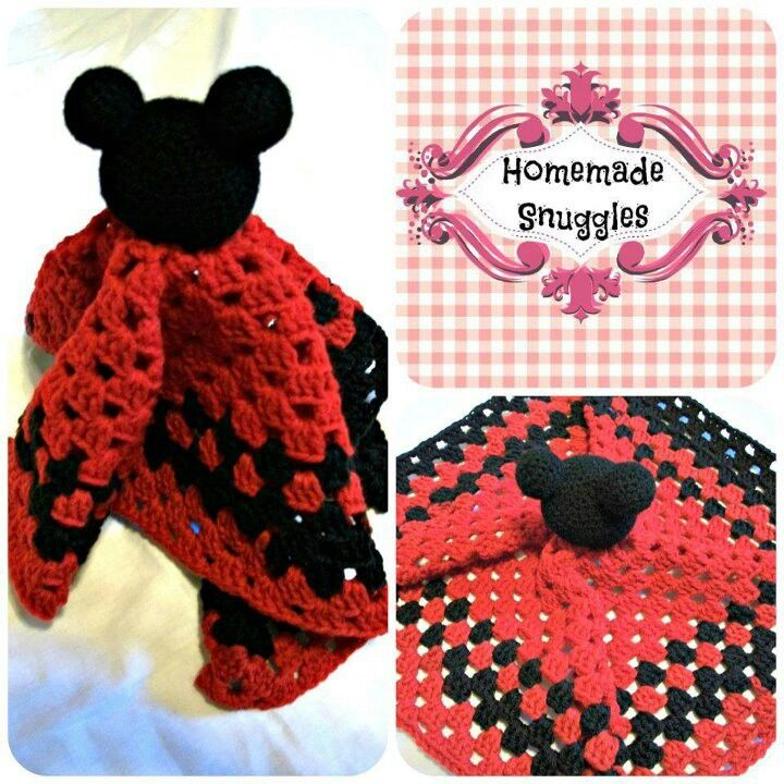 Mickey snuggle | Crochet Projects | Pinterest | Crochet christmas ...