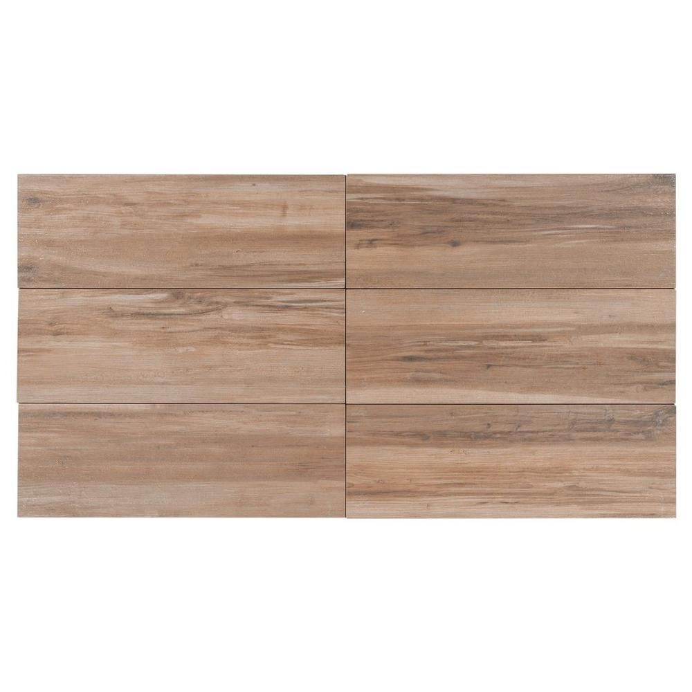 Saman roble wood plank ceramic tile 7in x 20in 100085455 saman roble wood plank ceramic tile x 100085455 doublecrazyfo Gallery