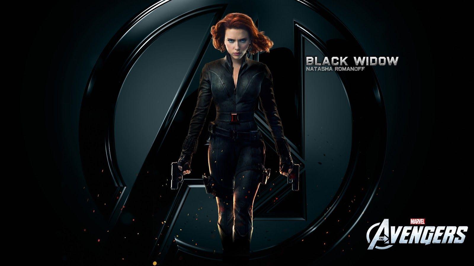 Black Widow Wallpapers Hd Black Widow Avengers Black