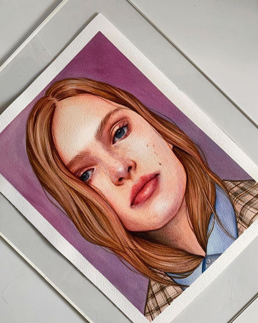 Amykour Malerei Kunst Und Aquarell