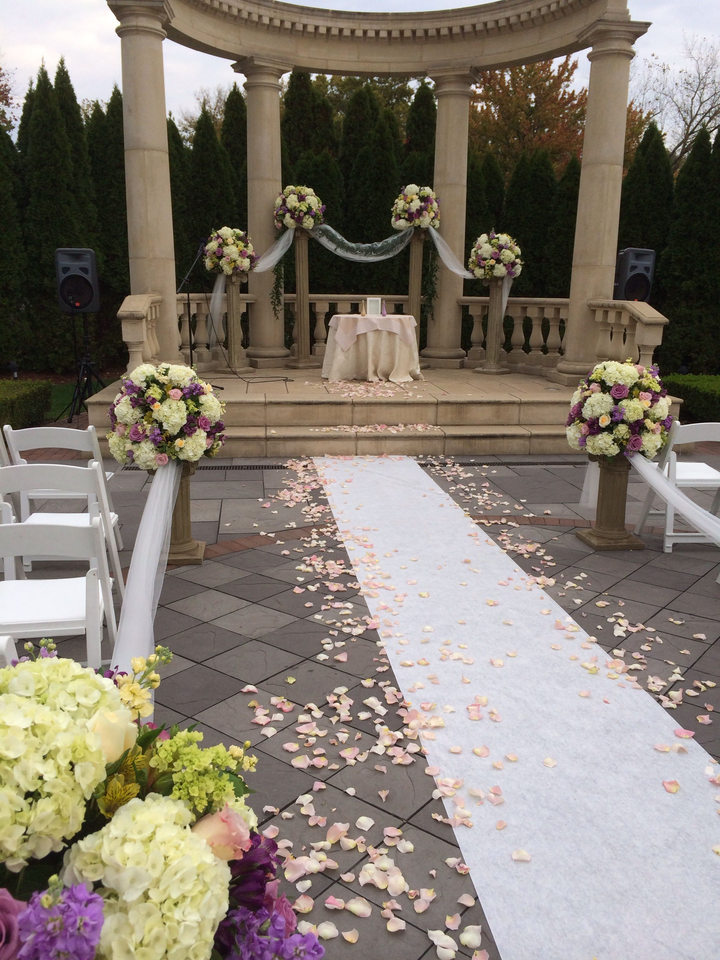 Outdoor ceremony rockleigh country club amaryllis decorators outdoor ceremony rockleigh country club amaryllis decorators northvale new jersey junglespirit Images