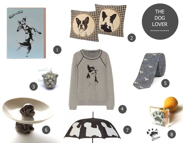Gifts From The Dog Part - 50: Spoil The Dog Lover In Your Life This Festive Season With Gorgeous Gifts  From Our Christmas Gift Guide.