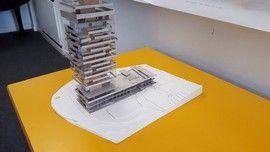 Il progetto-provocazione: una torre-grattacielo nell'ex hotel Eden (foto)