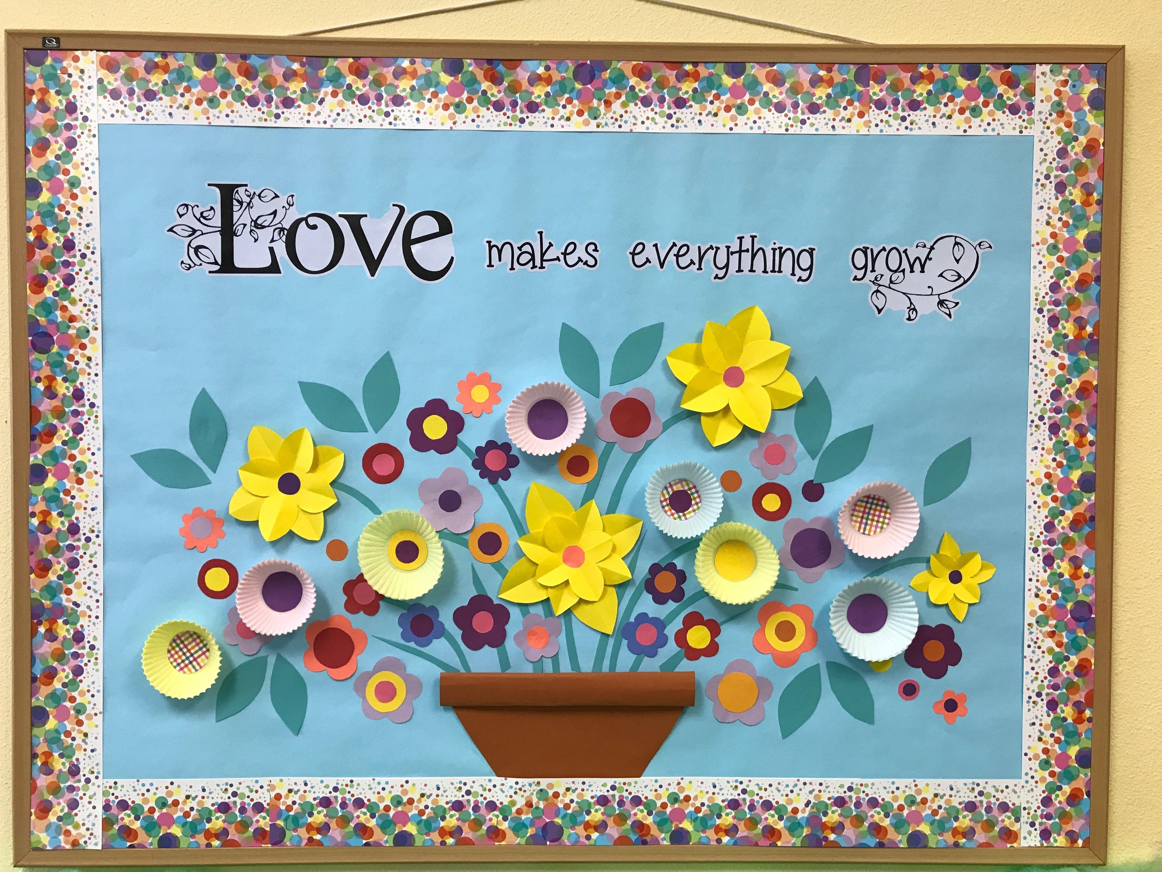 Spring Bulletin Board 2018 Boards Summer Christian