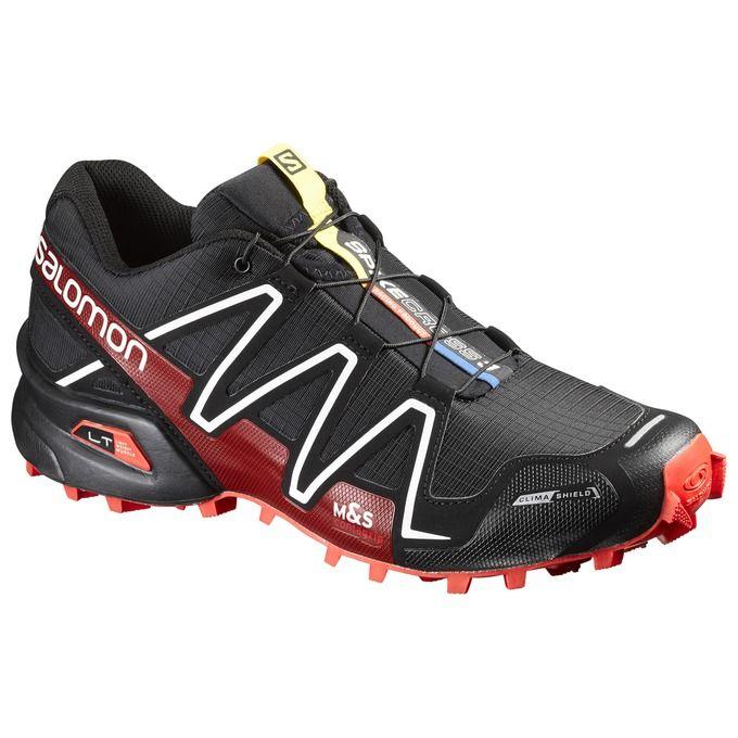SPIKECROSS 3 CS   White sneakers men, Mens trail running