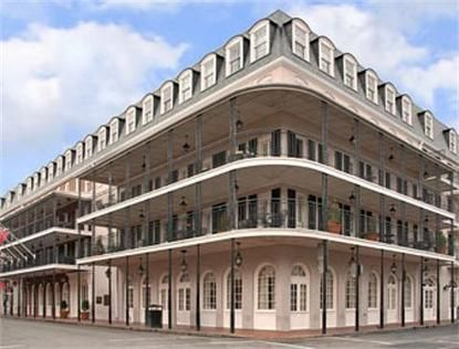 New Orleans Bourbon Street Hotels