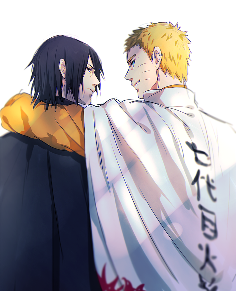 Eternal Friends - Sasuke + Naruto, The Last Era