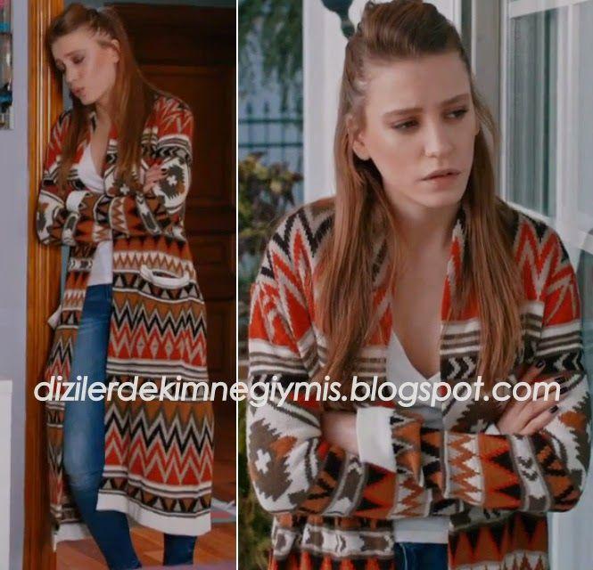 Medcezir Serenay Sarikaya 63 Bolum Elbiseleri Moda Kiyafetler