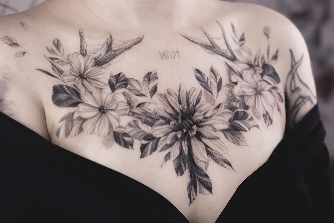 Dawno dawno temu..... @monikajvlia @mvvhite  @pracownia_kaktusz  ____________ #tattoos #polandtattoos #inkedgirls #altgirl #tatts #btattooing #ink #botanicaltattoo #witchtattoo #flowerstattoo #inksearch #blackworkers #equilattera #iblackwork #tattooed #tattoosociety #blacktattoomag @polandtattoos @tattoo_witryna @inksearch_booking_tattoos @blackworkers_poland