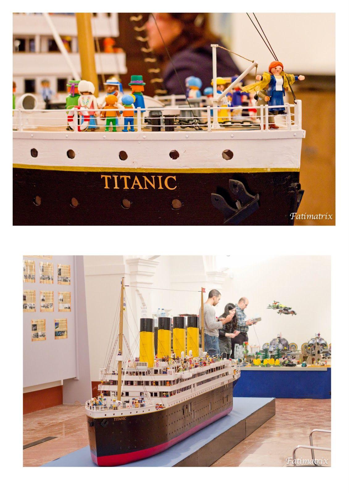 Playmobil Titanic Playmobil Pinterest Playmobil Ayer Y  # Muebles Titanic