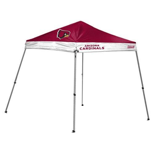 premium selection de6c6 9e3c5 Arizona Cardinals 10' x 10' Slant Leg Tailgate Tent   AZone ...