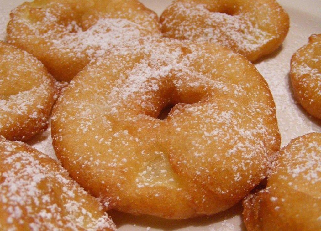 Recept: heerlijke appelbeignets - Christmaholic.nl #oliebollenrecepten