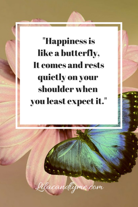 Happiness Is Like A Butterfly Quote Butterfly Quotes Picture Quotes Popular Quotes