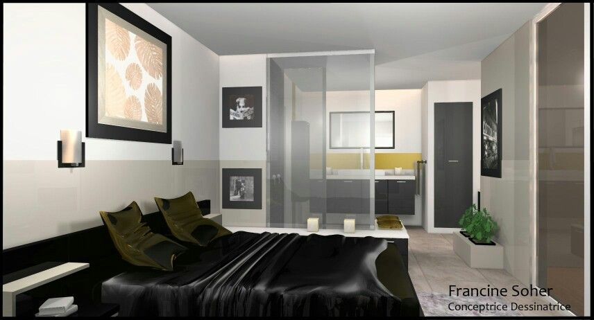 Stunning Suite Parentale Design Gallery  Awesome Interior Home