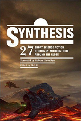 http://stuartaken.net/2016/03/26/synthesis-published-by-fantastic-books-publishing-reviewed/     This anthology of science fiction stories by many different authors is a fantastic collection of disparate views of the future presented by creative talents. I must, however, before I expand on tha…
