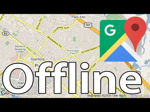 Google Maps Offline Navigation, Download and Save Your Maps ... on