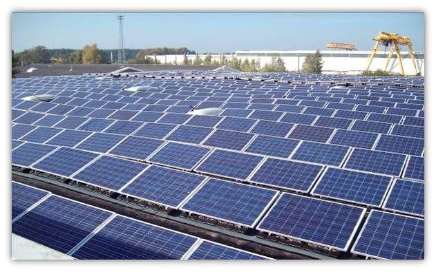 Solar Array Installations On Flat Roofs Solar Panels Residential Solar Solar