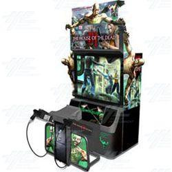 House Of The Dead 3 Dx Arcade Machine Arcade Games Arcade