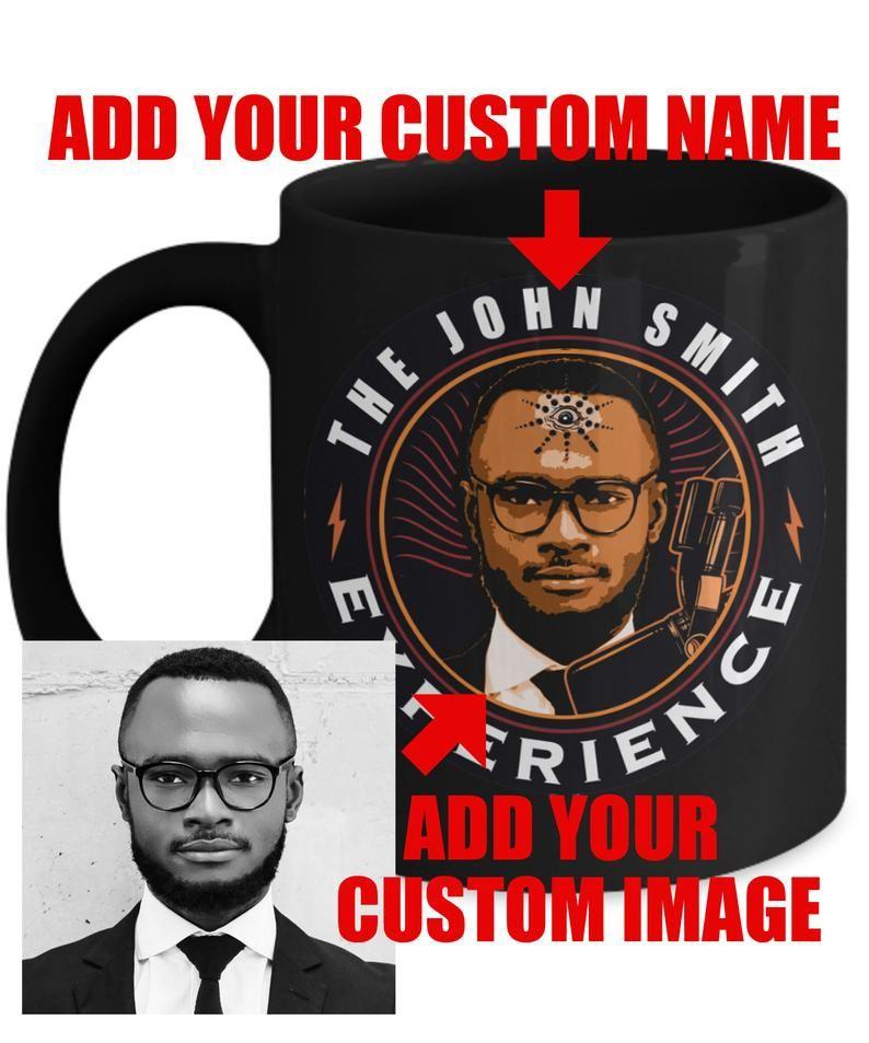 Custom Personalized Joe Rogan Experience Mug Send A Image To Etsy In 2020 Joe Rogan Experience Joe Rogan Mugs