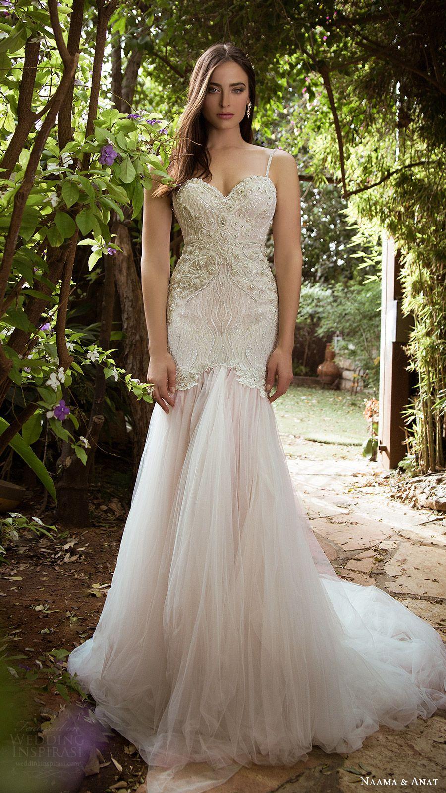 Mermaid lace wedding dress  Naama u Anat  Wedding Dresses u Primavera Bridal Collection