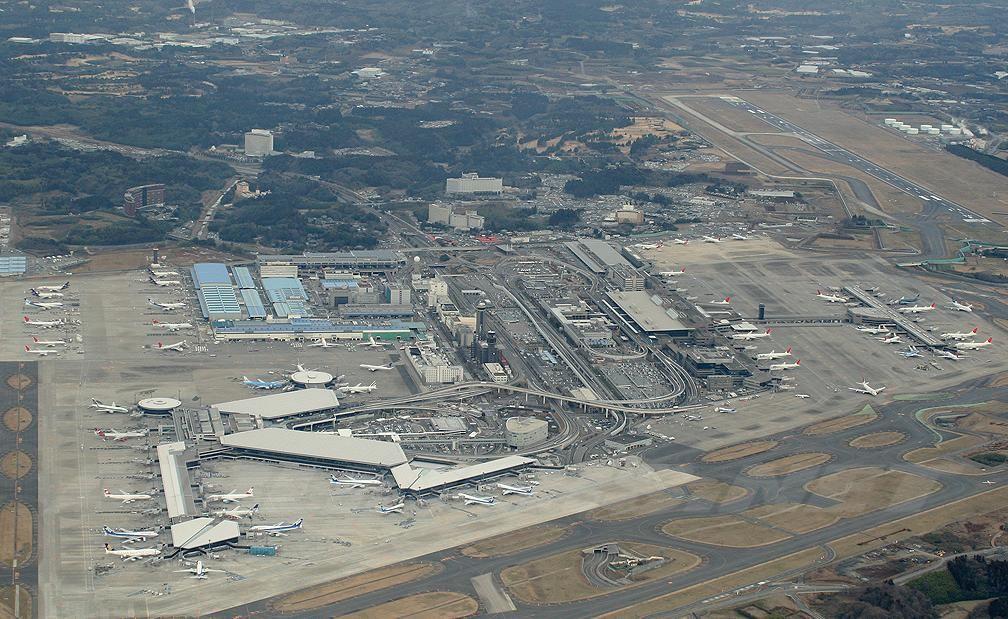 Narita International Airport Is An International Airport Located In Narita City Chiba Prefecture Japan Airport Travel Narita International Airport Airport