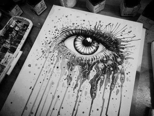 black and white art - Google zoeken | gewoon mooi | Pinterest ...