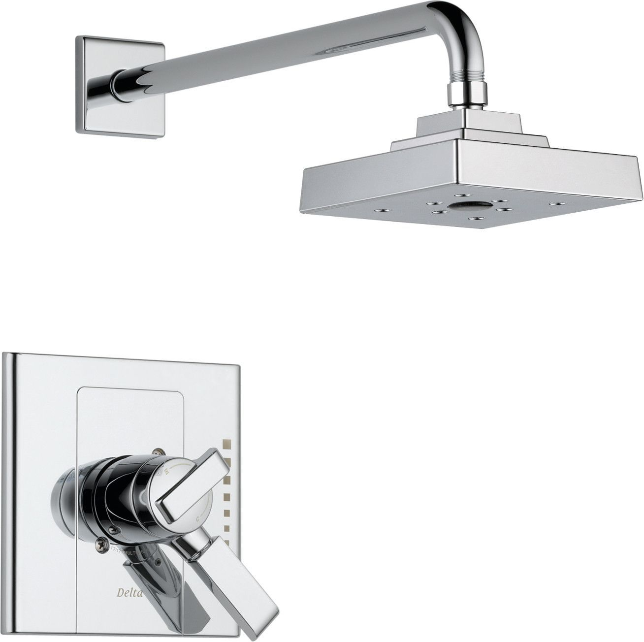 Features: Product Type: -Shower Faucet. Shower Head Type: -Rain ...