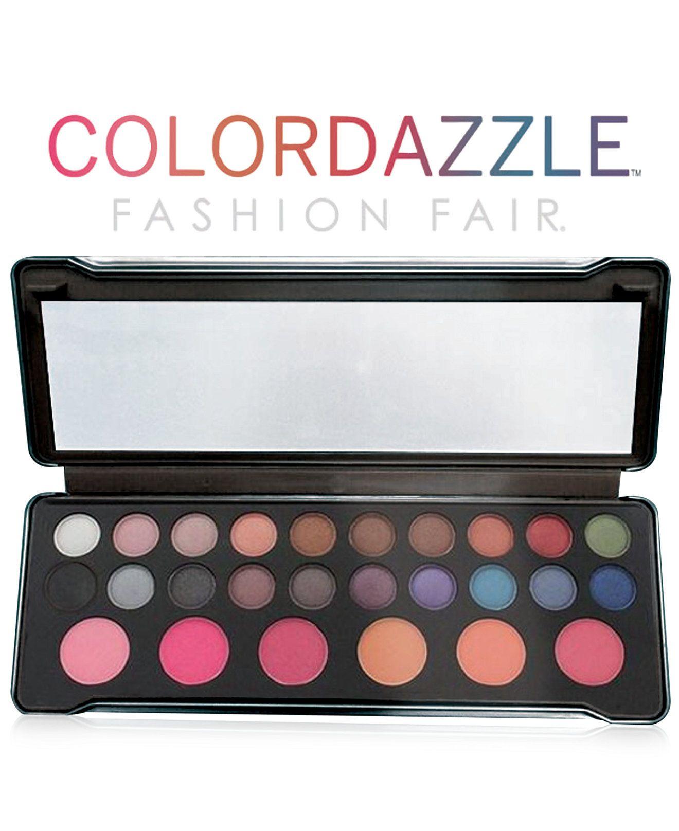 Fashion Fair ColorDazzle Palette Shop All Brands