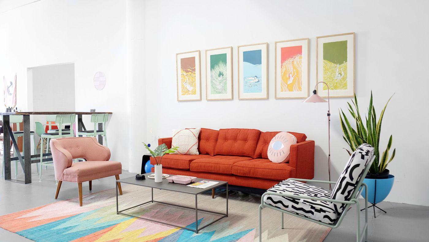 Interview Meg Lewis Ghostly Ferns Home decor