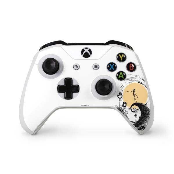 Jack Skellington Pumpkin King Xbox One S Controller Skin Disney