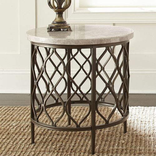 Found It At Wayfair Supply Akbar End Table End Tables Metal