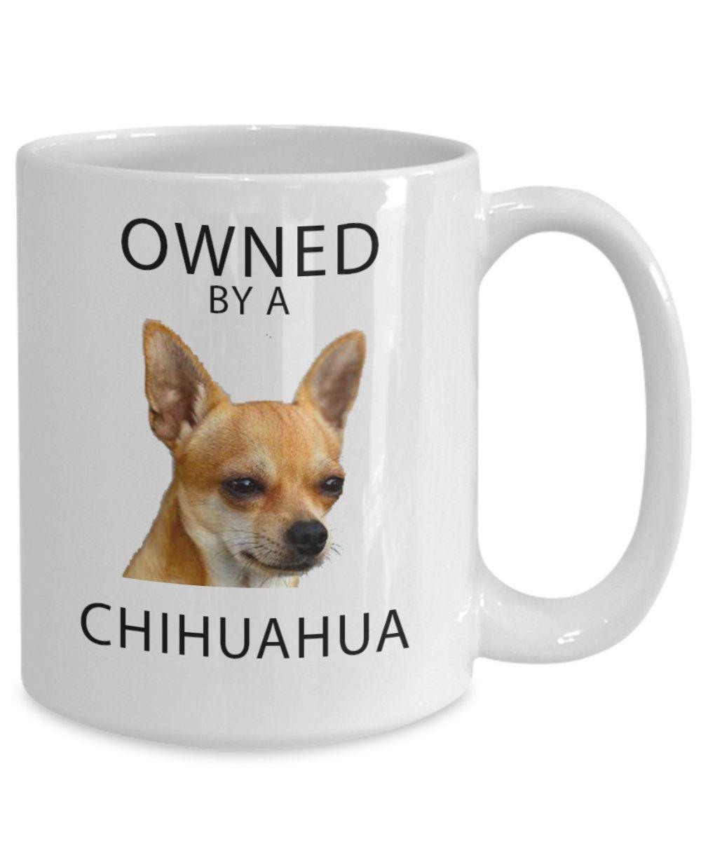 Chihuahua Dog Gifts Chihuahua Face Dog Cups Dog Lover Gifts Coffee Mug Tea Cup