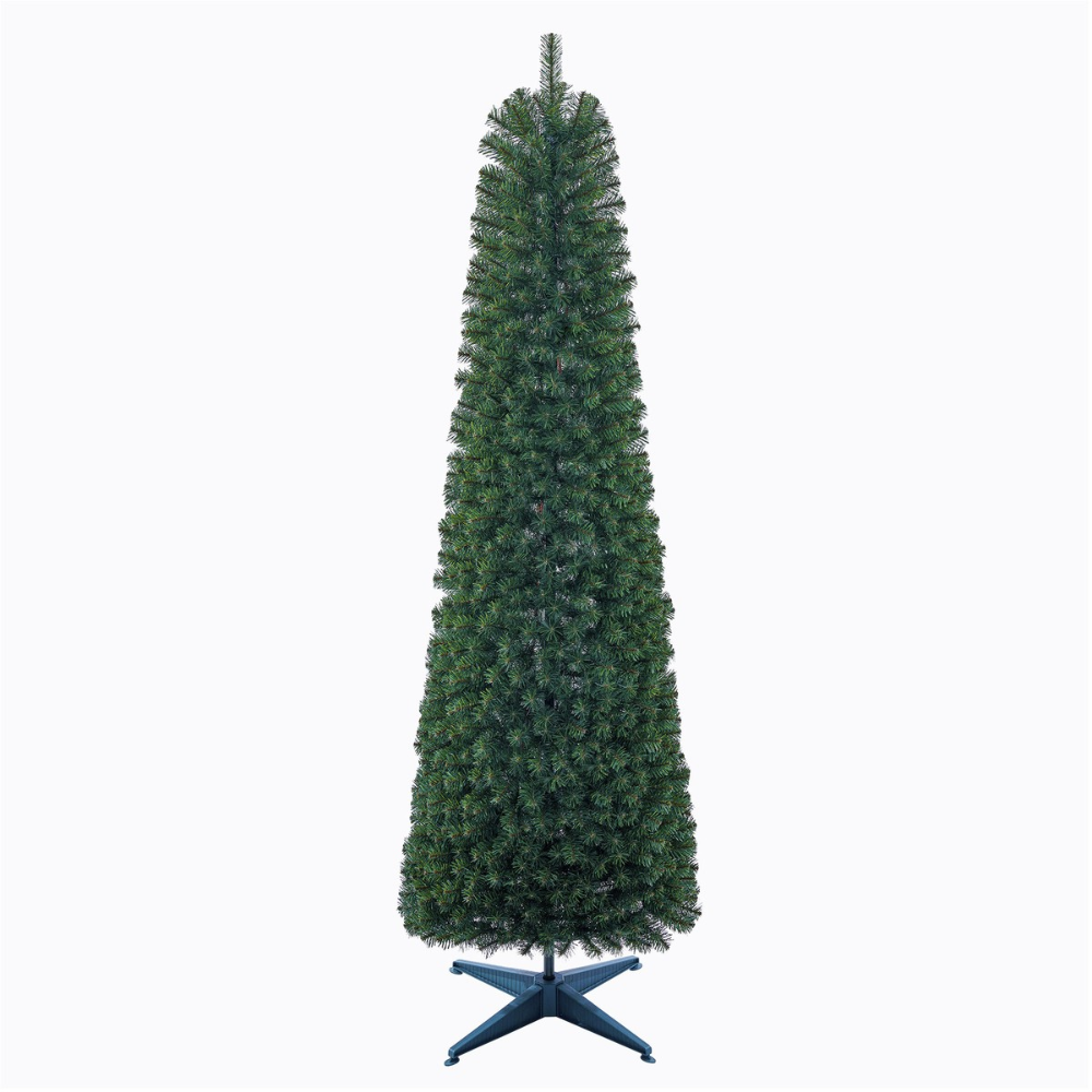 Slim Pop Up Christmas Tree 195cm Green Christmas Tree Australia Living Pop Up