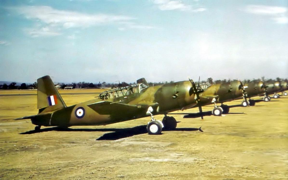 Vultee A-31A Vengeance Mk.I