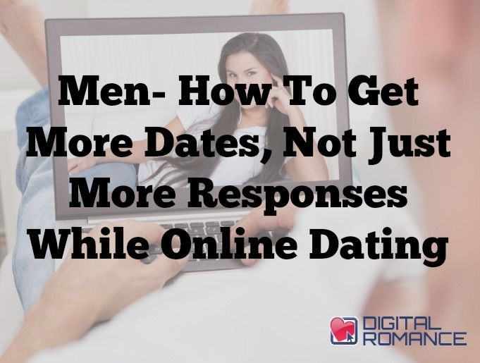 How To Get More Responses On Online Dating