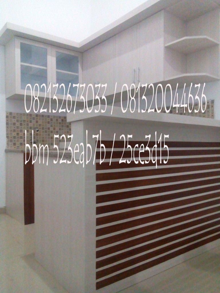 Harga Kitchen Set Per Meter 0821 3267 303 Memilih Motif Wallpaper