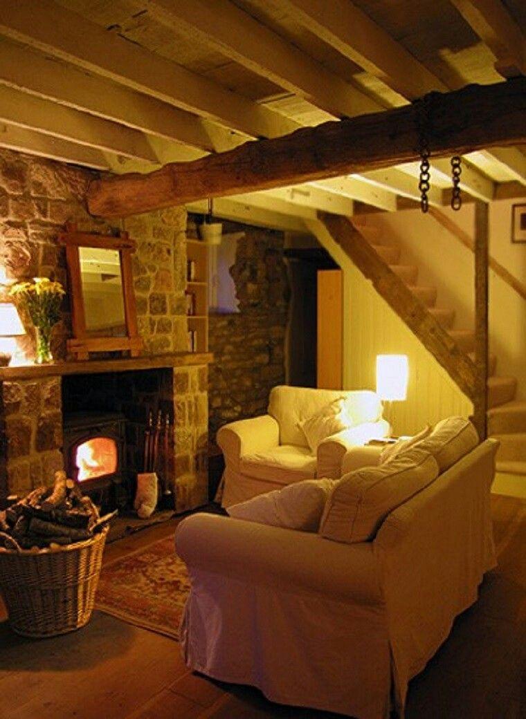Cozy Romantic Living Room: Things I Love: Small Room. Cushy, Comfortable Furniture
