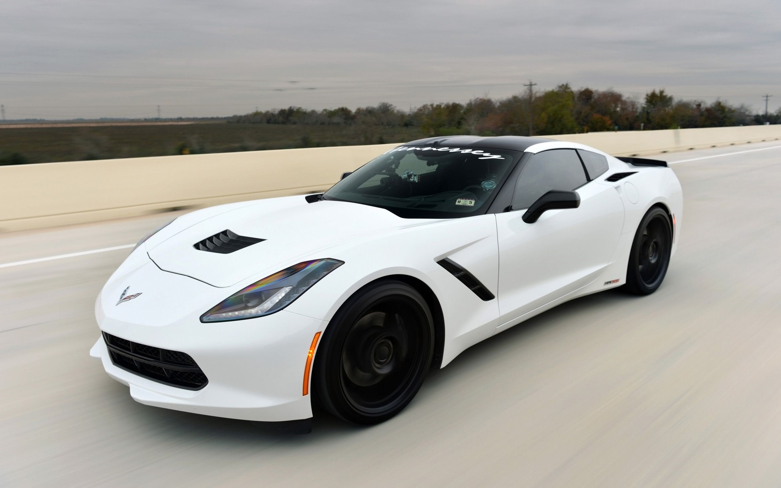 Black Corvette Stingray Wallpaper No 1 Wallpaper Hd