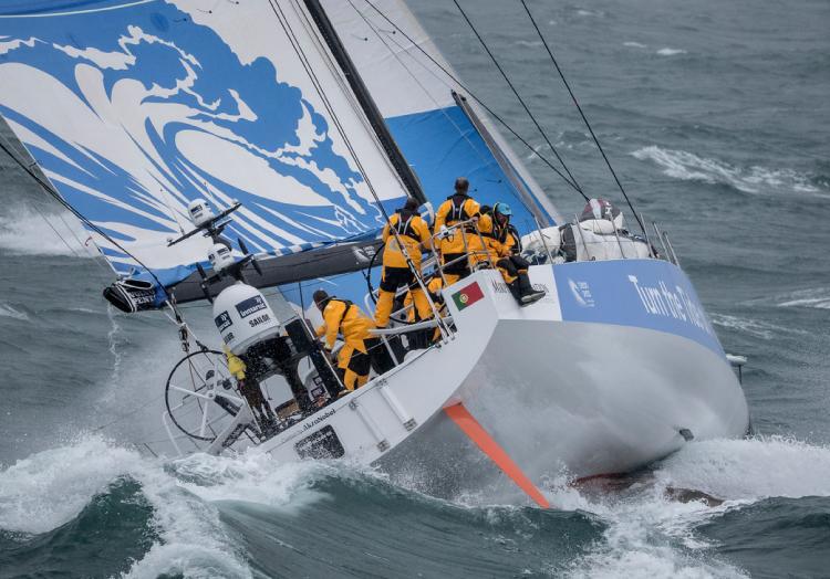 Foto: Ainhoa Sanchez - Volvo Ocean Race (DR)