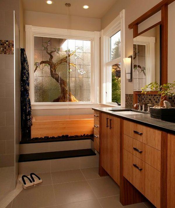 18 Stylish Japanese Bathroom Design Ideas Bath, Japanese