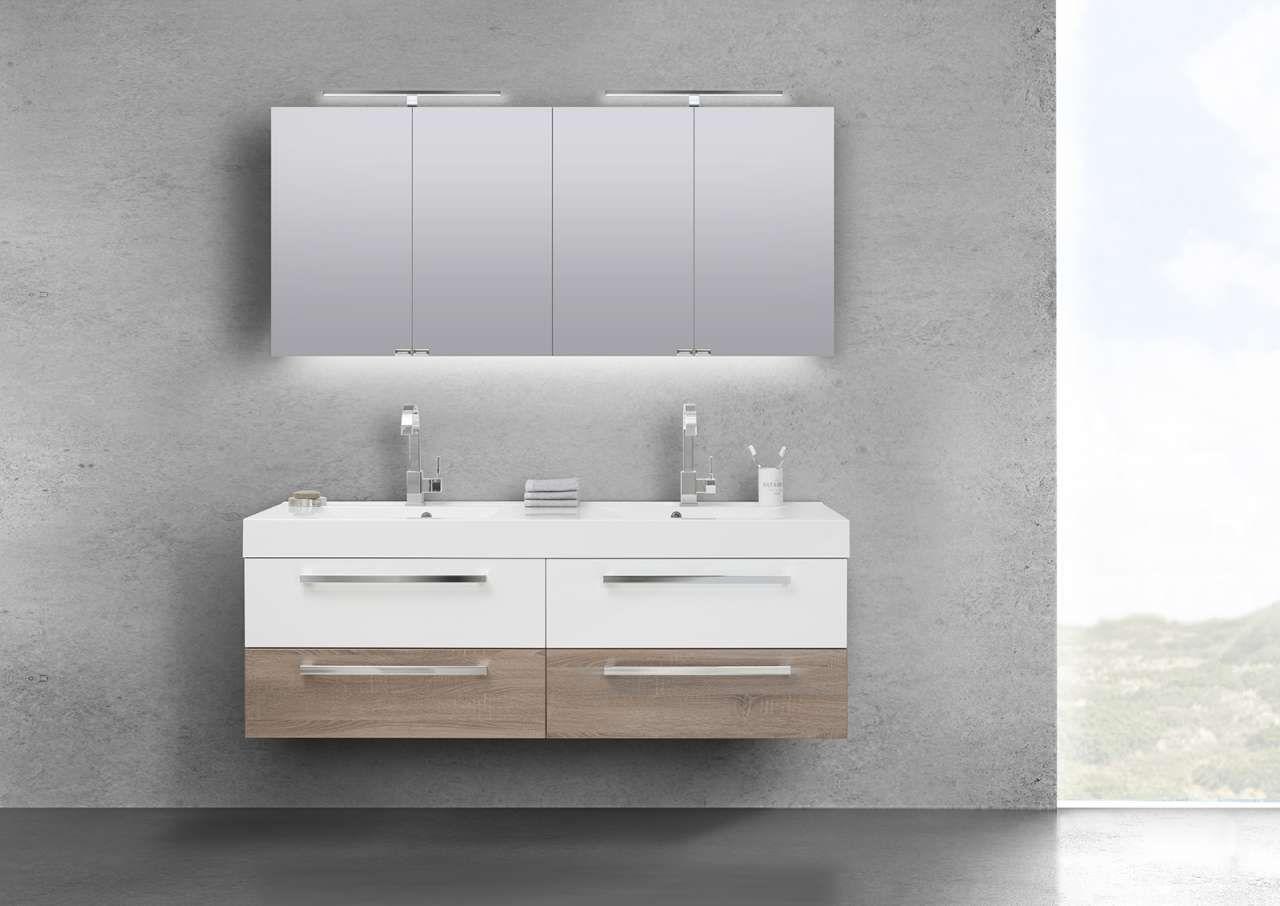 badmobel doppelwaschbecken, badmöbel set doppelwaschbecken 160 cm mit unterschrank, Design ideen