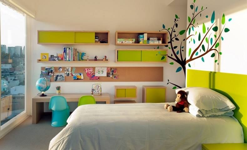 Bedroom Design Bedroom Designs Pinterest Bedrooms Design - Kids-room-decorating-ideas-from-corazzin