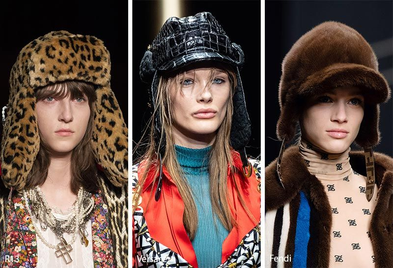 Hat Trends 2020.Fall Winter 2019 2020 Hat Trends Fashion Winter Hats Hats