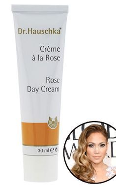 Jennifer Lopez Dr Hauschka Rose Day Cream Cream Face Skin Healthy Skin Cream Skin Care