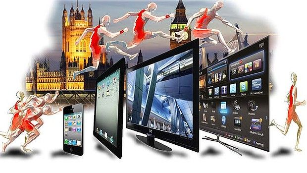 Get set for the socialympics. A look at how Australians will be watching London 2012 and some of the offerings from local broadcasters.