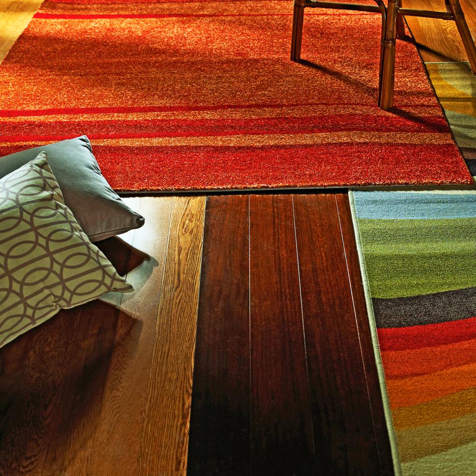 alfombras para abrigar la casa con colores clidos sodimac homecenter alfombras diseo